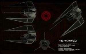 TIE Phantom ortho (Updated) by unusualsuspex