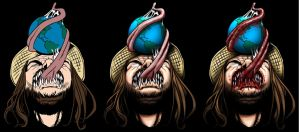 Bray Wyatt - World Eater by quibly