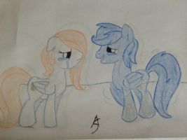 I Am Sorry I Can't Stay by Snwball