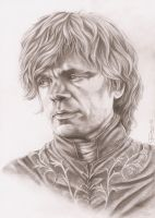Tyrion Lannister by SweetCandyRain
