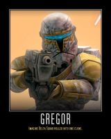 Star Wars The Clone Wars Gregor by Onikage108
