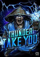 Raiden: THUNDER TAKE YOU by Bakerrrr