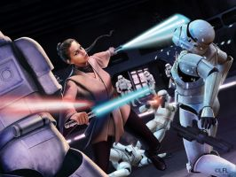 Star Wars LCG: Weapon Mastery by Thaldir
