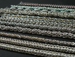 Chainmaille by RacheMc125