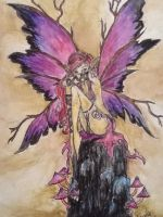 Amy Brown- Fairy  by 2D-or-not-2D