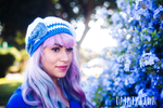 Sailor Mercury Hat by candypow