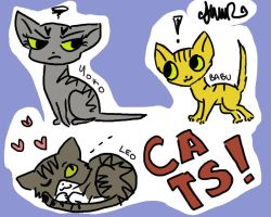 Cats by AngelsGuidance