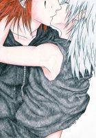 Axel x Riku by BlackKiba