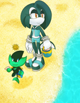 AT: Shell Collecting by SonicForTheWin2