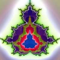 Mandelbrot Matrushka by seven-s