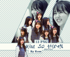 [151018] PACK RENDER KIM SO HUYN by RinYHEnt