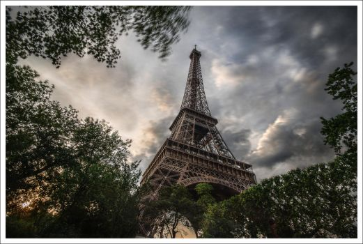 Paris: The pride of Gustavus by Graphylight