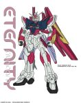 Eternity Gundam by kouichii