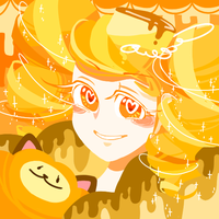 cookie run - cheese cake cookie by dddrop