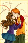 The Kiss -HP by lberghol
