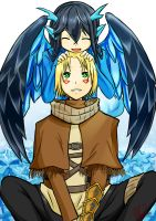 PC : Ezreal and Mareina 3 by picopuri