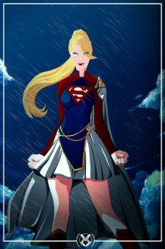 Supergirl by asesino13