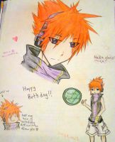 Neku B-day Gift by aipuri