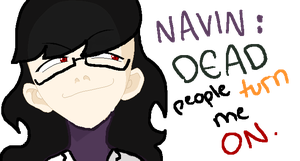 Navin... O.o by TroublesomeGnome