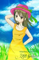 Summer time by ayanoadachi