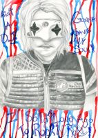Party Poison by HarlequinChild