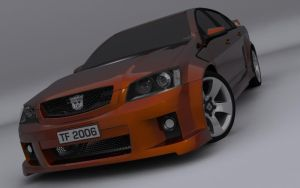 Holden VE Commodore SS-V by robo3687