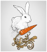 Carrot by dracoimagem-com