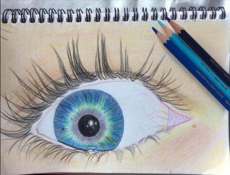 Eye by 7Esther7
