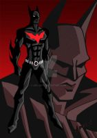 Batman Beyond by ADL-art