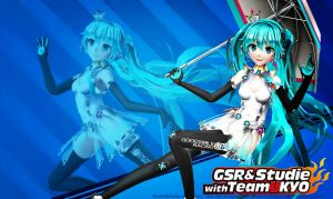 Racing Miku 2013 by Sithlord43