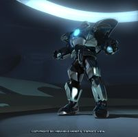 Bad Boy Battlesuit Mark 3 by TargetView