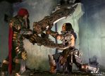 Darksiders - War and Death by altugisler