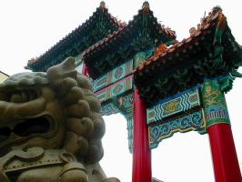 Welcome to Chinatown by firelie