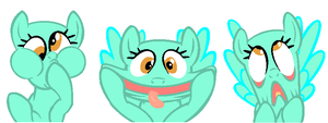 Funny Faces Base Set by ZoeyMeep1506