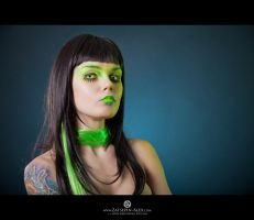 Green2 by Elisanth