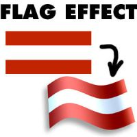 Flag Effect by Zefhar