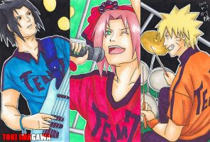 Team 7 ROCKS by TokiImagawa