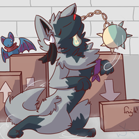 PMD-E: What are you doing? by Embirr