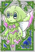 Evolution of Celebi by Pokanime1