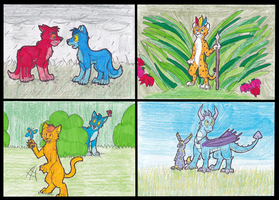 Super Quadrupedal 8D by Sooty123