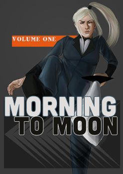 Volume One Cover by propensity