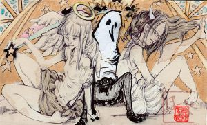 PunPun's Conscious by Avoice