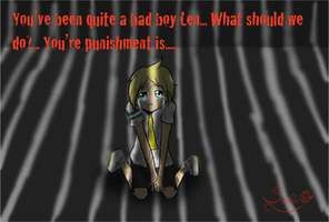 You're punishment is... by selene411