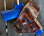 AS 1911 Commander Holster by Obsidian-Sun