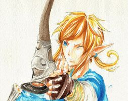 Link 2014 by SamSmile