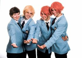 Ouran Cosplay by SeraphimQueen