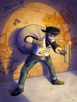 TeeVillain: The Bandit by Taylor-the-Weird