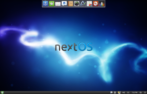 nextOS v2 released. by n09software