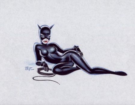 Catwoman by Selina-Kyle