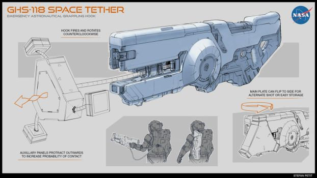 GHS-118 Space Tether p2 by Spetit05